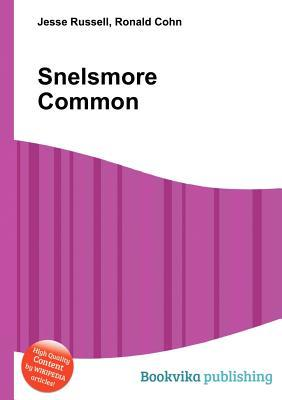 Snelsmore Common  by  Jesse Russell