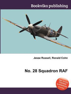 No. 28 Squadron RAF Jesse Russell