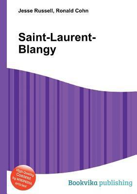 Saint-Laurent-Blangy  by  Jesse Russell
