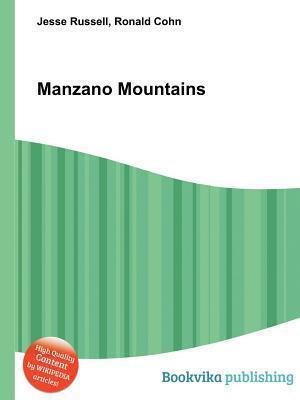 Manzano Mountains  by  Jesse Russell