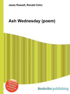 Ash Wednesday Jesse Russell