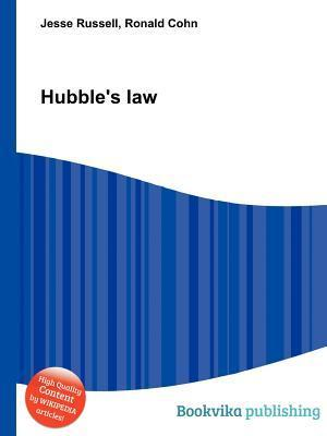 Hubbles Law  by  Jesse Russell
