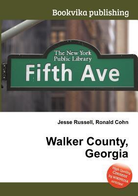 Walker County, Georgia  by  Jesse Russell