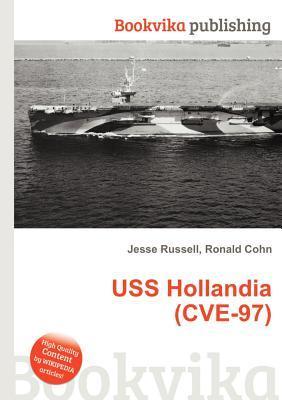 USS Hollandia (Cve-97)  by  Jesse Russell