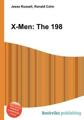X-Men: The 198 Jesse Russell