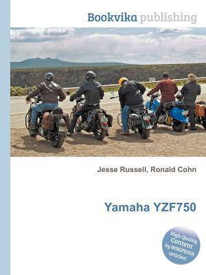 Yamaha Yzf750  by  Jesse Russell
