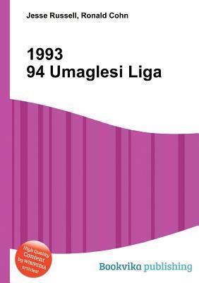 1993 94 Umaglesi Liga Jesse Russell