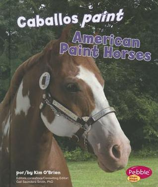 Caballos Paint/American Paint Horses  by  Kim OBrien