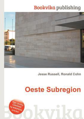 Oeste Subregion  by  Jesse Russell