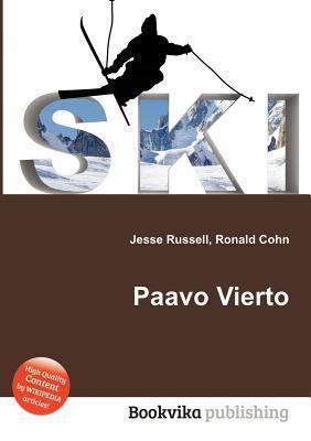 Paavo Vierto Jesse Russell
