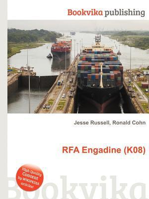 Rfa Engadine (K08)  by  Jesse Russell