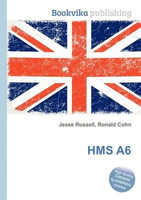 HMS A6 Jesse Russell