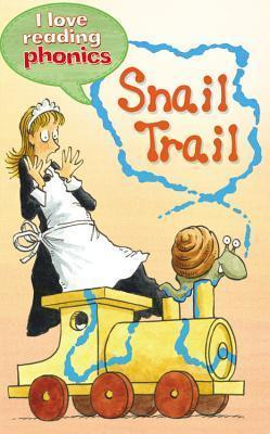 Snail Trail  by  Karen Wallace