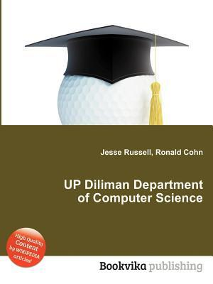 Up Diliman Department of Computer Science Jesse Russell