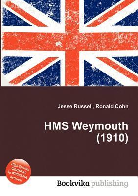 HMS Weymouth (1910)  by  Jesse Russell