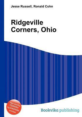 Ridgeville Corners, Ohio  by  Jesse Russell