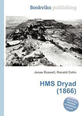 HMS Dryad (1866) Jesse Russell