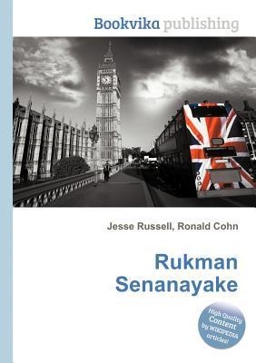 Rukman Senanayake Jesse Russell