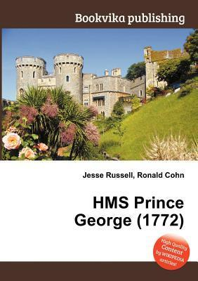 HMS Prince George (1772)  by  Jesse Russell