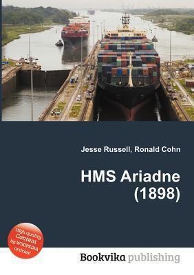 HMS Ariadne (1898)  by  Jesse Russell