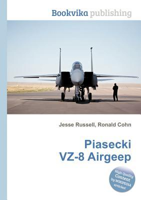 Piasecki Vz-8 Airgeep  by  Jesse Russell