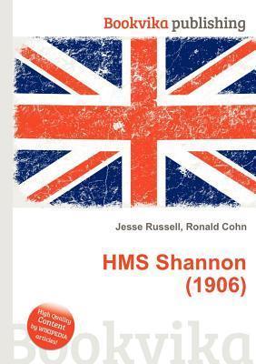 HMS Shannon (1906) Jesse Russell