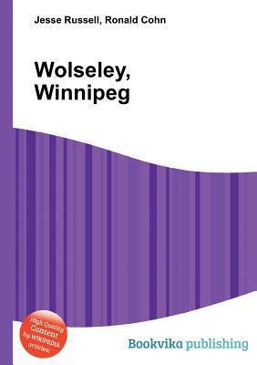 Wolseley, Winnipeg  by  Jesse Russell