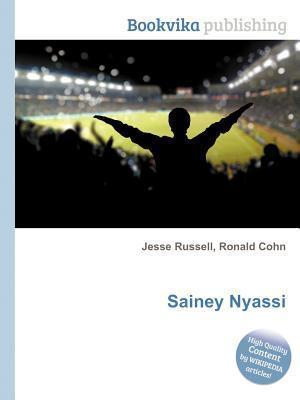 Sainey Nyassi Jesse Russell