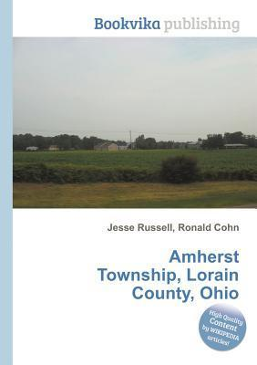 Amherst Township, Lorain County, Ohio Jesse Russell