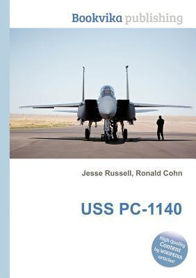 USS PC-1140  by  Jesse Russell