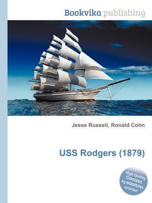 USS Rodgers (1879)  by  Jesse Russell