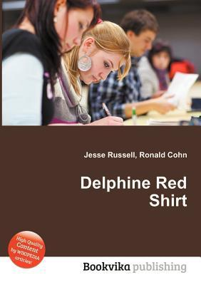 Delphine Red Shirt  by  Jesse Russell