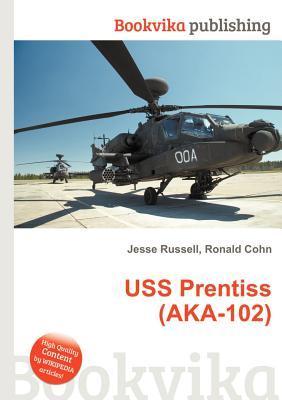 USS Prentiss (Aka-102) Jesse Russell