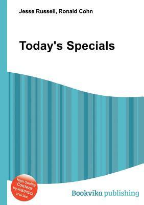Todays Specials Jesse Russell
