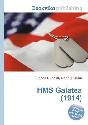 HMS Galatea (1914)  by  Jesse Russell