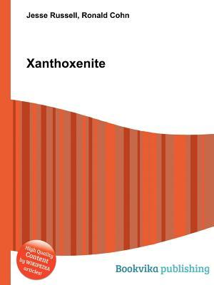 Xanthoxenite  by  Jesse Russell