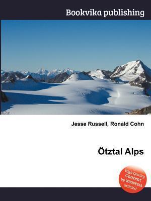 Tztal Alps Jesse Russell