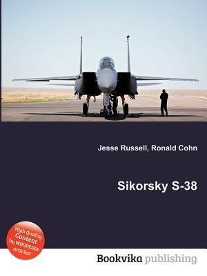 Sikorsky S-38  by  Jesse Russell