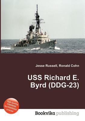 USS Richard E. Byrd (Ddg-23) Jesse Russell