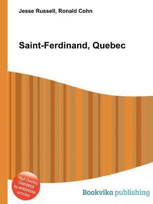 Saint-Ferdinand, Quebec  by  Jesse Russell