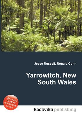 Yarrowitch, New South Wales  by  Jesse Russell