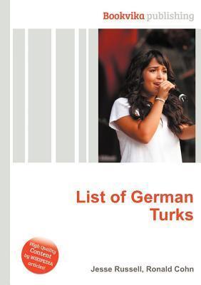 List of German Turks Jesse Russell