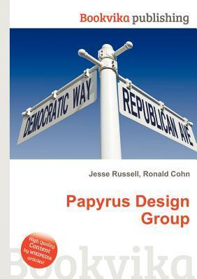 Papyrus Design Group Jesse Russell