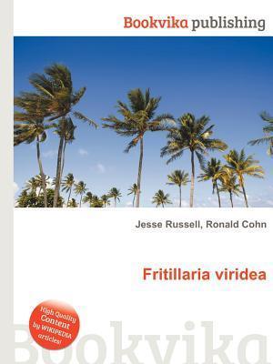 Fritillaria Viridea Jesse Russell