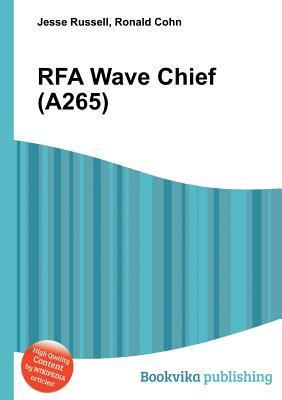 Rfa Wave Chief (A265) Jesse Russell