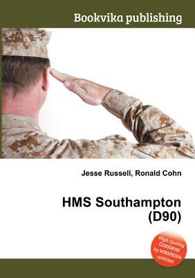 HMS Southampton (D90)  by  Jesse Russell