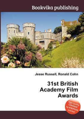 31st British Academy Film Awards Jesse Russell
