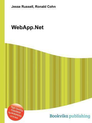 Webapp.Net  by  Jesse Russell