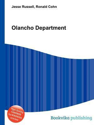 Olancho Department Jesse Russell