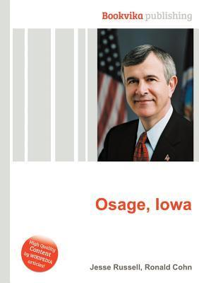 Osage, Iowa  by  Jesse Russell